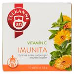 TEEKANNE Imunita, bylinná směs, 10 sáčků, 18g