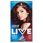 Schwarzkopf Live barva na vlasy Urban Metallics Ruby Glaze U68