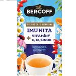 Bercoff čaj IMUNITA vit.C, D + Zinek 24g