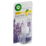 Air Wick Essential Oils Tekutá náplň do elektrického přístroje levandule 19ml