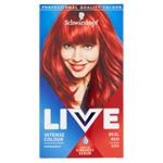 Schwarzkopf Live barva na vlasy Pravá Červená 035