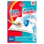 K2r sáčky pro praní prádla Colour Catcher + Hygienic Cleanliness 2v1 10 ks