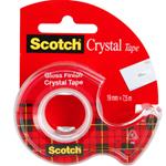 Scotch lepicí páska krystalicky čirá 19 mm x 7,5 m