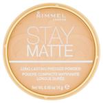 Rimmel London Stay Matte Pudr 004 sandstorm 14g