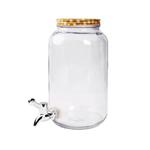 Toro Sklenice na nápoj s otočným kohoutkem 3l, assort