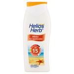 Helios Herb Mléko na opalování OF 15 400ml