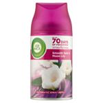 Air Wick Freshmatic Náplň do osvěžovače vzduchu jemný satén a měsíční lilie 250ml