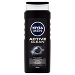 Nivea Men Active Clean Sprchový gel 500ml