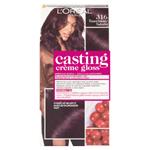 L'Oréal Paris Casting Crème Gloss Tmavá fialová 316