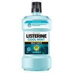 Listerine Cool Mint Mild Taste ústní voda 500ml