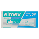 elmex Sensitive Whitening zubní pasta s fluoridem 2 x 75ml