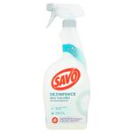 SAVO antibakteriální sprej Dezinfekce bez chloru 700ml