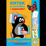 Akim Activity book A4 -Krtek a zvířátka