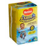 Huggies Little Swimmers Plenky na plavání 2-3 3-8 kg 12 ks