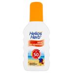 Helios Herb Dětský sprej na opalování OF 50 200ml