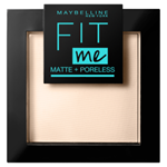Maybelline New York FIT ME MAT&POREL.PWD NU 120 Classic