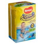 Huggies Little Swimmers Natahovací plenky na plavání 3-4 12 ks