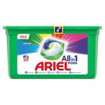 Ariel All-In-1 PODs Colour Kapsle Na Praní, 33 Praní