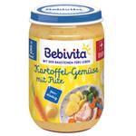 Bebivita Brambory-zelenina s krůtím masem 220 g