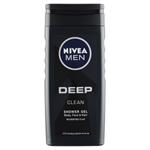 Nivea Men Deep Clean Sprchový gel 250ml