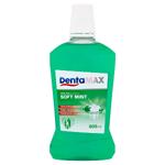 DentaMax Soft Mint ústní voda bez alkoholu 600ml
