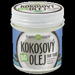 Purity Vision Bio kokosový olej 120ml