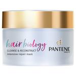 Pantene Hair Biology Cleanse & Reconstruct Maska 160ml