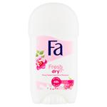 Fa tuhý antiperspirant Fresh+Dry Peony Sorbet 50ml