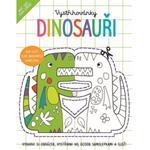 Vystřihovánky Dinosauři