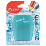 Maped Shaker ořezávátko dvojité mix barev