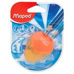 Maped Igloo ořezávátko dvojité mix barev