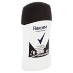 Rexona tuhý antiperspirant Invisible on Black+White clothes 40ml