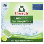 Frosch EKO tablety do myčky vše v 1 citrón 26 tablet 520g