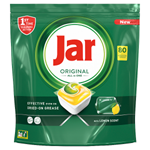 Jar Original Kapsle Do Automatické Myčky Nádobí Vše V Jednom Lemon, 80 Ks