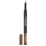 Maybelline New York Brow Satin Dark Brown tužka na obočí