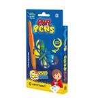 Centropen Foukací fixy Air pens vivid colours 5 ks