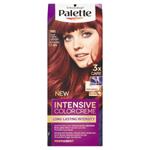Schwarzkopf Palette Intensive Color Creme barva na vlasy Ohnivě Červený RI6