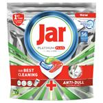 Jar Platinum Plus Kapsle Do Automatické Myčky Nádobí Vše V Jednom Regular, 56 Ks