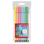 STABILO Pen 68 Pastel 8 ks pouzdro
