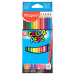 Maped Color' Peps pastelky 12 barev