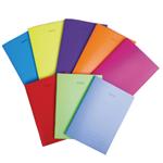 Sešit A5,60listů, linka, PP, mix barev