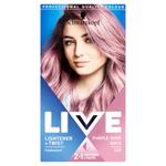 Schwarzkopf Live Lightener + Twist barva na vlasy Purple Rosé Gold 105