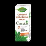 Bione Cosmetics Bio Cannabis ochranné protivráskové sérum 40ml
