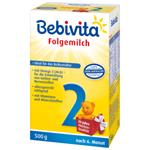 Bebivita 2 pokračovací mléčná kojenecká výživa 500g