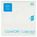 PA Comfort Collection ubrousky 3-vrstvé 30 ks
