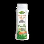 Bione Cosmetics Bio Cannabis čisticí zklidňující regenerační micelární pleťová voda 255ml