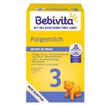 Bebivita Mléko 3 Instantní pokračovací mléčná kojenecká výživa od uk. 9. měsíce 500 g