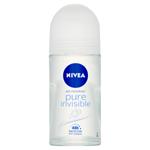 Nivea Pure Invisible Kuličkový antiperspirant 50ml
