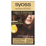 Syoss Oleo Intense dlouhotrvající olejová barva Jemný Mahagonový 3-82