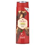 Old Spice Timber Sprchový Gel AŠampon Pro Muže 400ml